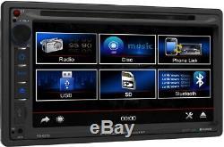 04-10 Chevy Pontiac Saturn Touchscreen Bluetooth Usb Cd/dvd/aux/mp3 Stereo Pkg