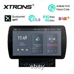 10.1 Android 10 4+64gb 6 Core Double 2 Din Tablet Car Stereo Radio Head Unit
