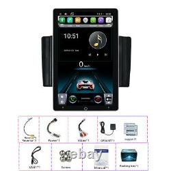 10.1 Android 10 Double 2DIN Car Radio GPS Navi Touch Screen USB Player APP WIFI