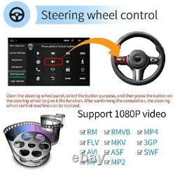 10.1 Android 9.1 Car Stereo Radio GPS Double 2Din Wifi Mirror Link MP5 Player
