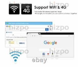 10.1 Double 2Din Android 10 Car Radio Audio Stereo GPS Navi Bluetooth 2+32GB E