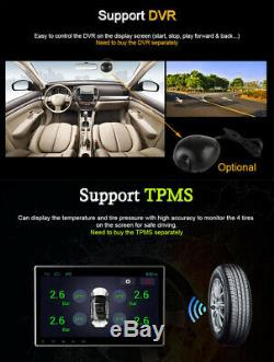 10.1 Double 2 DIN Car MP5 Player Adjustable Screen Stereo Radio Touch Screen