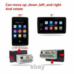 10.1in Android 9.1 Car Stereo Radio GPS MP5 Player Double 2Din WiFi Mirror Link