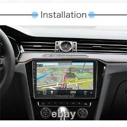 10. Inch Double 2 Din Car Stereo Radio Android GPS Wifi Touch Screen MP5 Player