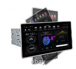12.8 4K Screen Double DIN Android 9.0 Car Radio MP5 GPS Navi Wifi 4+32G CarPlay