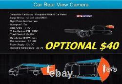 2004-16 Ford F & E Series Navigation Apple Carplay Android Auto Car Stereo Radio