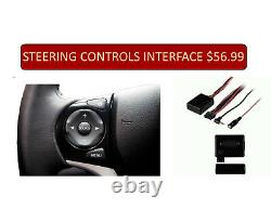 2004-2010 Toyota Sienna Double Din Car Stereo Kit Bluetooth Touchscreen DVD
