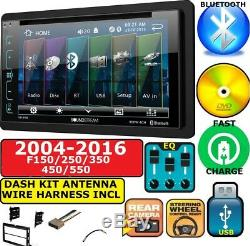 2004-2016 Ford F150/250/350/450/550 Bluetooth Car Stereo Radio
