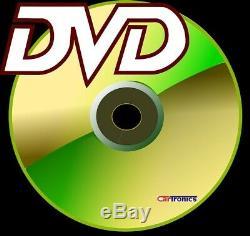 2004-2016 Ford F & E Series Cd/dvd Bluetooth Usb Opt. Siriusxm Car Radio Stereo