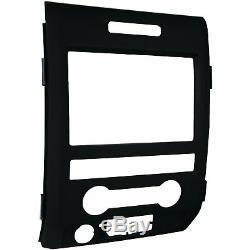 2009-14 Ford F150 Kenwood Bluetooth Usb Screen Mirror Car Radio Stereo Package