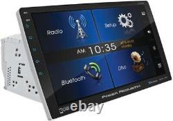 2009-2012 Dodge Ram Truck 10.6 Bluetooth Usb Cd/dvd Car Radio Stereo Package