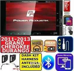 2011-13 Jeep Grand Cherokee & Dodge Durango Bluetooth Usb Aux Car Radio Stereo