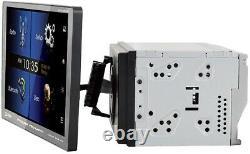 2013 And Up Dodge Ram Floating 10.6 Cd/dvd Bluetooth Usb Car Radio Stereo Pkg