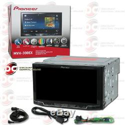 2018 NEW PIONEER 7 DOUBLE DIN CAR STEREO USB AUX-IN With IPHONE & ANDROID SUPPORT