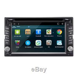 2019 GPS Smart Android 7.1 WiFi Double 2Din 6.2 Car Stereo DVD Radio Bluetooth