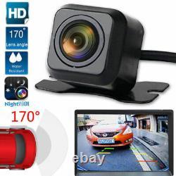 2Din Car Stereo CD DVD Player Touchscreen Radio Bluetooth AM FM USB+ Park Camera