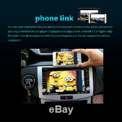 6.2 Car Stereo CD DVD Player SAT GPS Navigation Radio Touch Screen Double 2 DIN