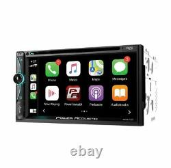 7 Bluetooth Radio AM/FM MP3 USB Apple Car Play Double Din LCD Touch Screen