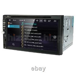 7 inch Android 10 4G WiFi Double 2DIN Car Radio Stereo DVD Player GPS Universal