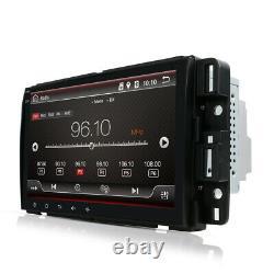 8 Car Stereo GPS Navi For GMC Chevrolet Chevy Yukon Traverse Sierra Android 10