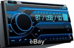 95-02 Gm Truck/suv CD Usb Aux Bluetooth Double Din Car Stereo Radio
