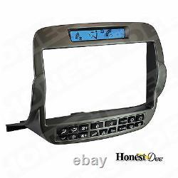 99-3010S Single & Double Din Radio Install Dash Kit for Camaro, Car Stereo Mount