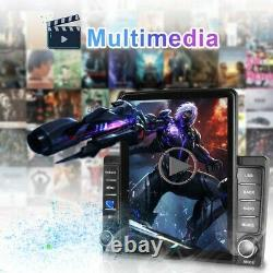 9.5 inch Double 2Din Car Stereo Radio Android 10 Touch Screen GPS WiFi FM Player