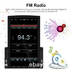 9.7Inch Double 2 DIN Android 10.0 Car Player Touch Screen Stereo Radio WIFI GPS