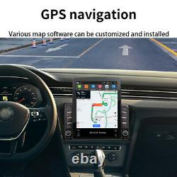 9.7 Double Din Car Stereo Vertical Screen Car Radio Android 9.1 GPS Navi WiFi