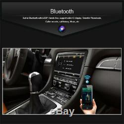 9'' Double 2DIN Android 9.1 Car Stereo Radio GPS Navigation MP5 Player 2+32GB BT