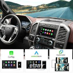 ATOTO 7 Double Din In dash Car Stereo with Apple Carplay & Android Auto, Bluetooth