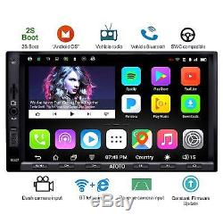 ATOTO A6 2 DIN Android Car GPS Stereo Radio /A6Y2710SB /Dual Bluetooth /USB/WiFi