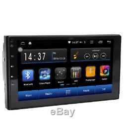 Android 6.0 Double 2Din Car Stereo Radio GPS Nav Wifi 3G 4G DAB Mirror Link OBD