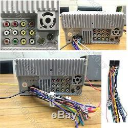 Bluetooth DVD CD CAR RADIO STEREO USB MIRRORS For Ford F-150/250/350/650/750+CAM