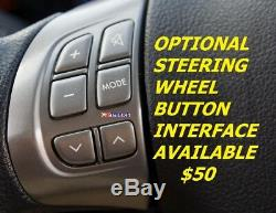 CHEVY-GMC GPS NAVIGATION Cd/Dvd Bluetooth Radio Stereo Double Din Dash Kit Car
