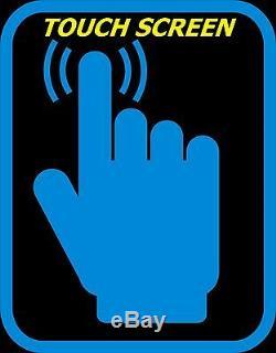 CHRYSLER JEEP DODGE GPS Navigation Double Din CD/ DVD Radio Stereo bluetooth bt