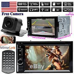 Car Bluetooth Radio Stereo Camera Kit For Chevrolet Silverado/Express 1500 2500