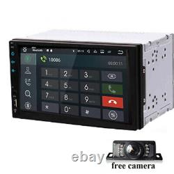 Double 2DIN 7 Android 10 Head Unit Car GPS Stereo Radio NAVI WIFi 4G Bluetooth
