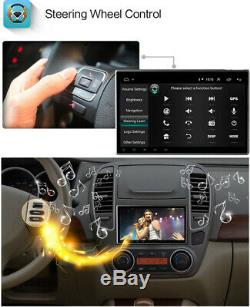 Double 2Din 10.1 HD Car Stereo Radio MP5 Player Android 9.1 GPS Navi WiFi 3G/4G