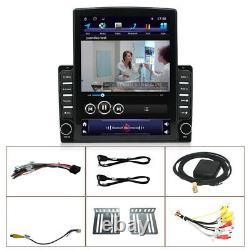 Double 2Din 9.7In Android 9.1 Quad-core Car GPS FM Stereo Radio WIFI MP5 Player