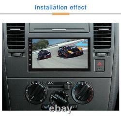 Double 2 Din Android 9.1 7'' Ultra Thin Car Stereo Radio BT GPS WiFi 4G DAB TPMS