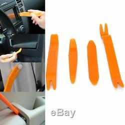 FITS GM CAR-TRUCK-VAN-SUV CD Bluetooth Usb Aux Radio Stereo Double Din Dash Kit