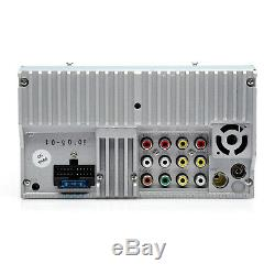 For 2004-2010 Chevy Cobalt Malibu 2 Din CD DVD Bluetooth Car Stereo Radio+Camera