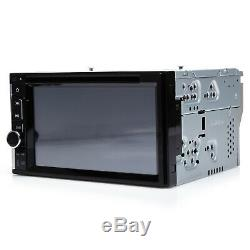 For BMW X5 2000-2006 2Din Car Stereo CD DVD Radio Headunit Player& Backup Camera