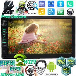 For CHRYSLER JEEP DODGE USB GPS Navigation SYSTEM Bluetooth CAR Radio Stereo+Cam
