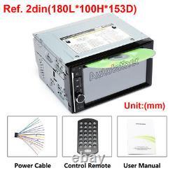 For Dodge Ram 1500 2500 3500 DVD CD Usb Touchscreen Bluetooth Car Stereo Radio