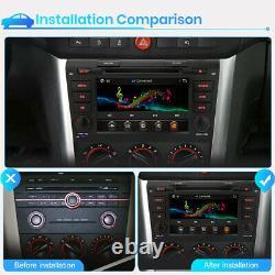 For Mazda 3 2004 2005 2006 2007 2008 Double Din Car Stereo GPS Navi DAB+ Radio