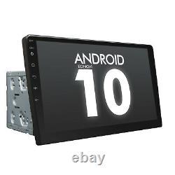 GA2187 10 IPS Android 10 Double 2Din InDash Car GPS Navigation Stereo Radio DSP