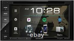 GM CAR-TRUCK-VAN-SUV KENWOOD Cd Dvd Bluetooth CAR SEREO Radio Stereo Double Din