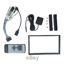 HD 7 Double 2 Din Car Stereo Radio DVD Player In Dash GPS Navigation Bluetooth